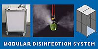 Modular Disinfection System